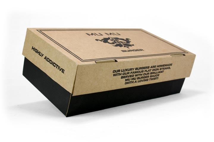 Bespoke Printed Food Boxes Packaging Heaven Luxury